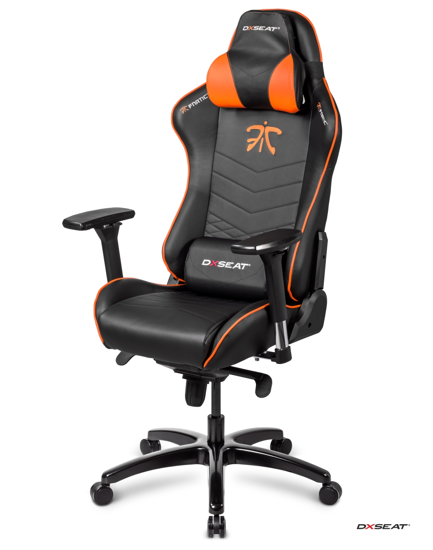 gaming chair fnatic table de lit a roulettes. Black Bedroom Furniture Sets. Home Design Ideas